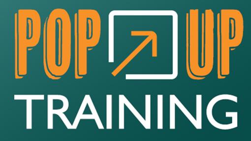 Pop-up Training
